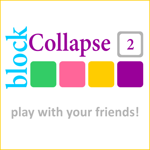 block collapse game. free by wildbeep games.