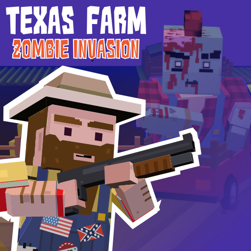 Texas Farm Zombie Invasion