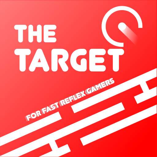 The target. A fast reaction game, by wildbeep